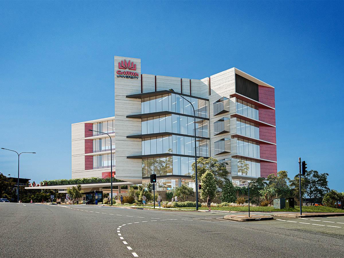 Griffith University ADaPT (Advanced Design Prototyping Technologies) Centre - Conrad Gargett + Blight Rayner