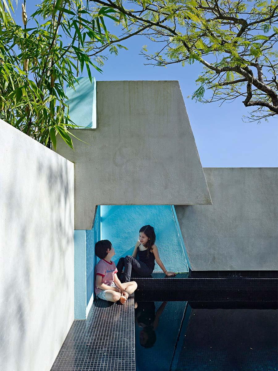 Aperture House Blight Rayner Twofold Studio