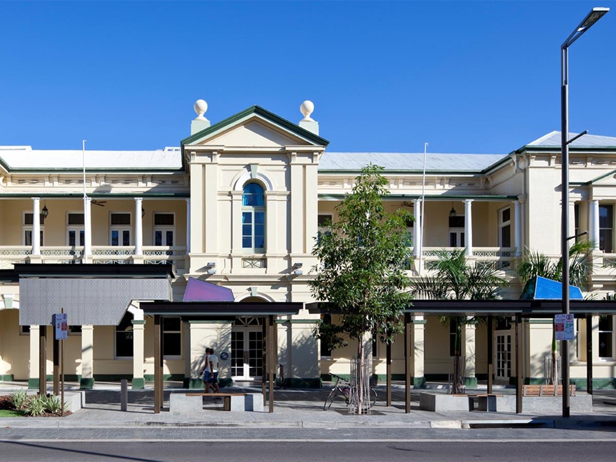 Flinders Street Revitalisation © Angus Martin