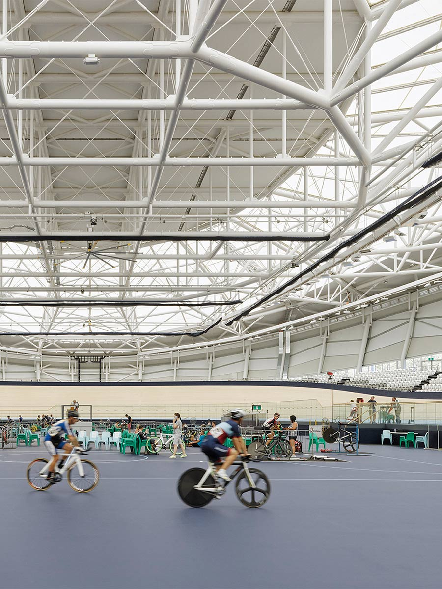 Before Blight Rayner - Anna Meares Velodrome © Christopher Frederick Jones