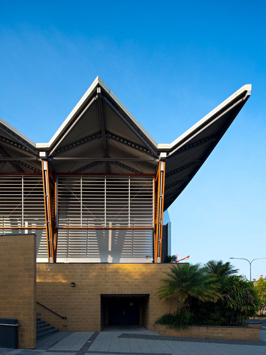 Cairns Convention Centre © Christopher Frederick Jones