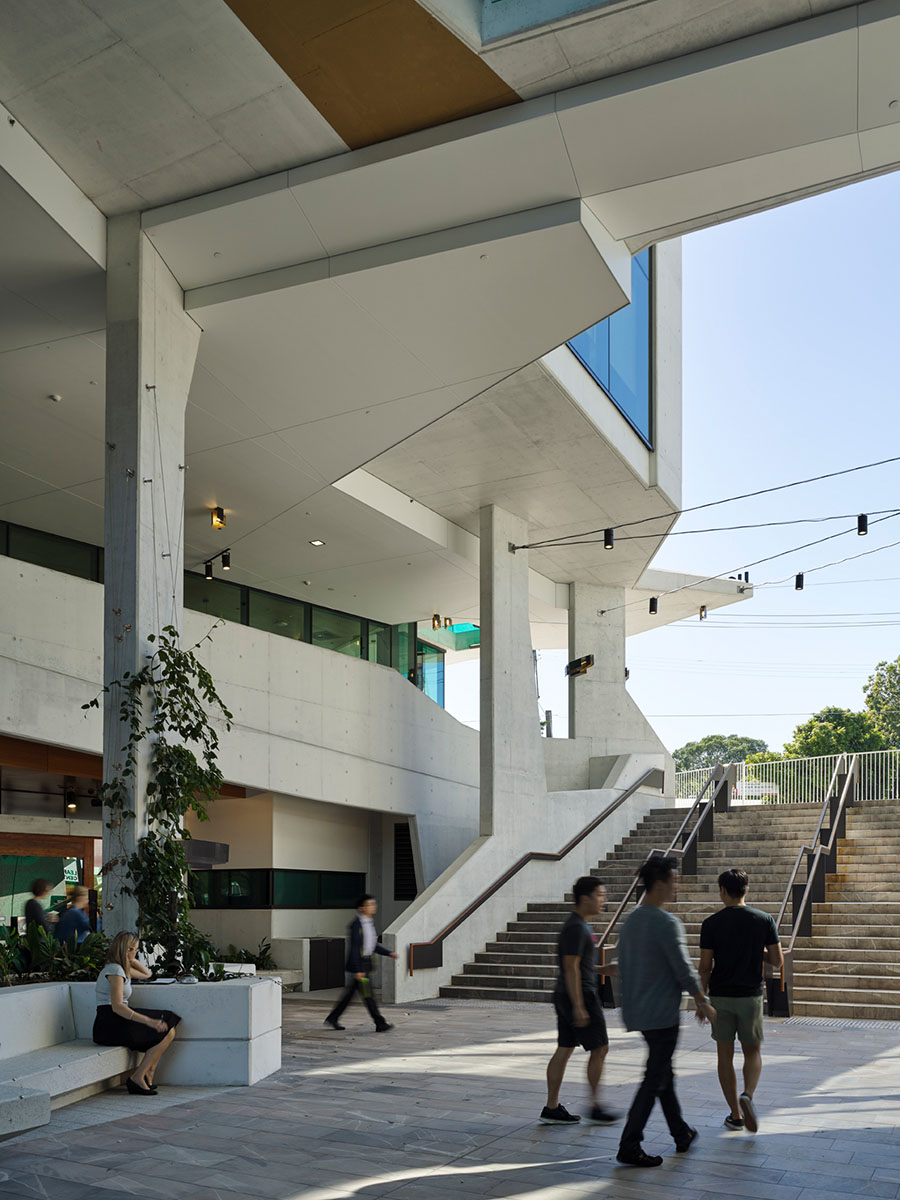 University of Queensland Oral Health Centre © Christopher Frederick Jones