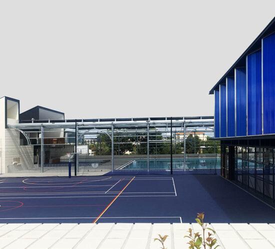 St Margaret's Sports Precinct - Blight Rayner