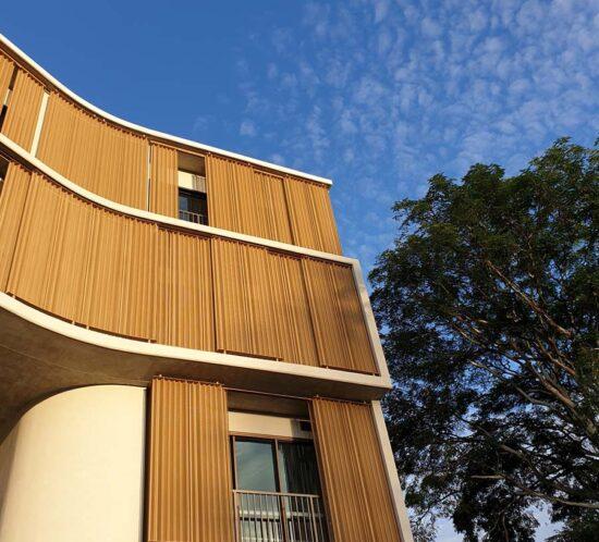 Brigidine College Expansion - Blight Rayner