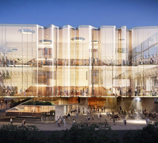 New Performing Arts Venue
