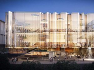 New Performing Arts Venue - Blight Rayner + Snøhetta