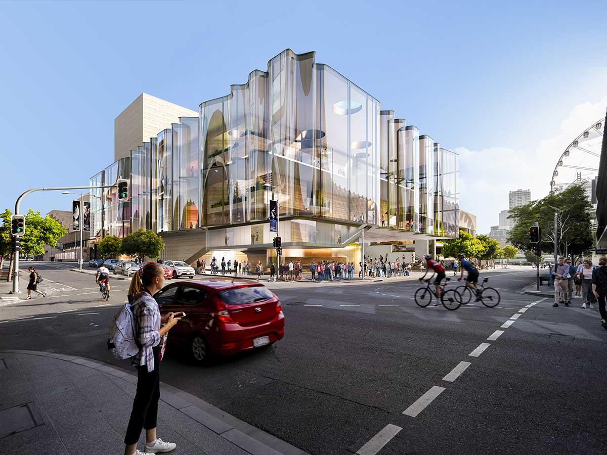 New Performing Arts Venue - Blight Rayner + Snøhetta