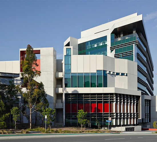 Before Blight Rayner - Griffith University Health Centre