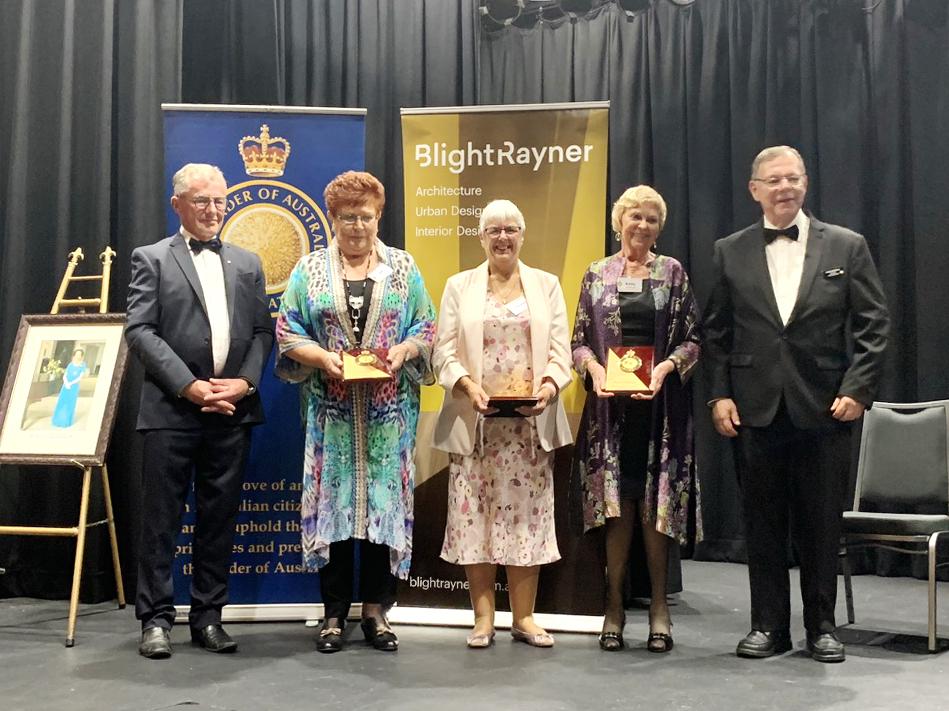 QLD Senior Volunteers Awards